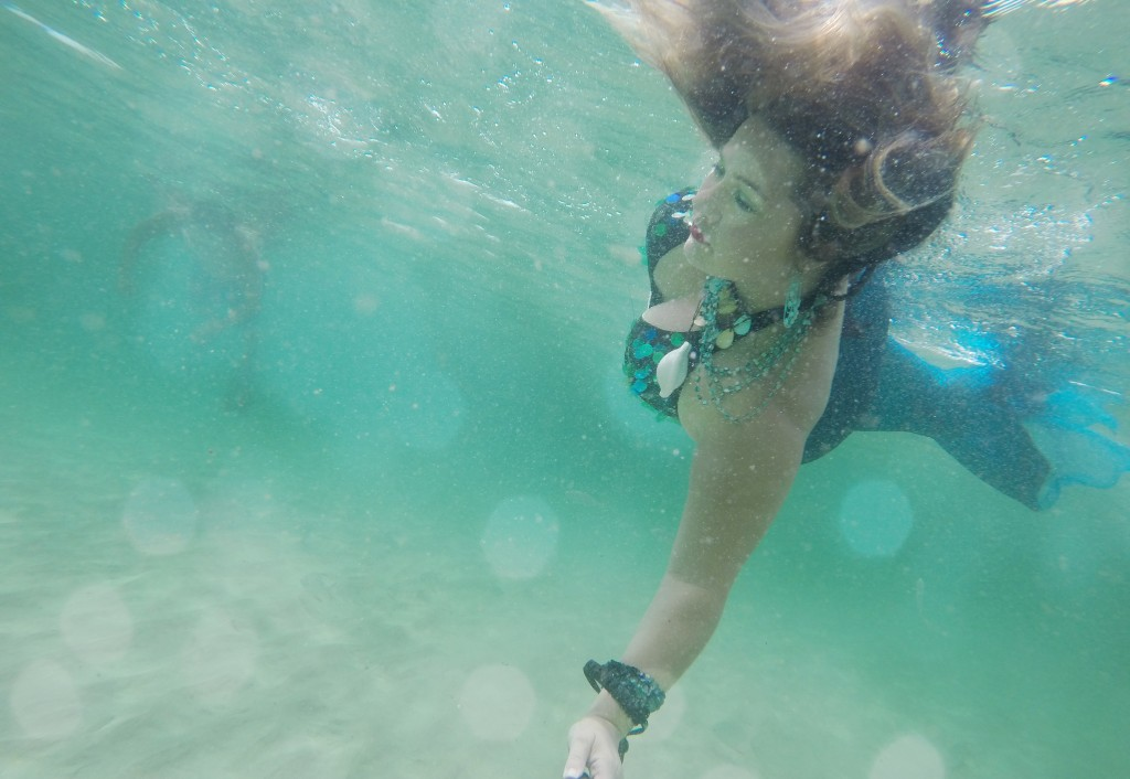 Pure underwater bliss